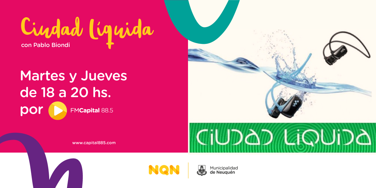 Ciudad Liquida // martes de 18 a 20 hs