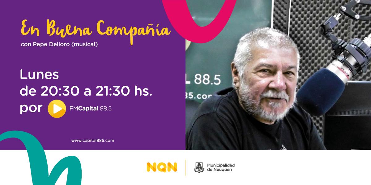 En Buena Campañia // Lunes de 20:30 a 21:30 hs