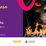 Metalmania // Sábado de 18 a 20 hs