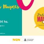 Palabras Mayores  //  viernes de 13:30 a 14 hs