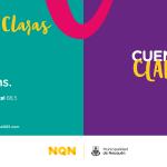 Cuentas Claras // Lunes de 13 a 14 hs