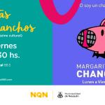 Margaritas a los chanchos   //  Jueves de 10 a 12:30 hs